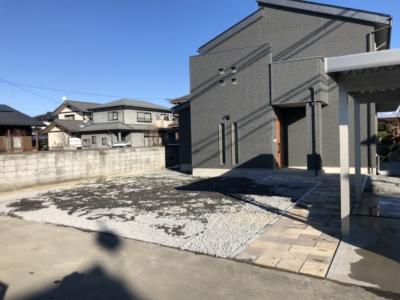 長野市 N様邸 エクステリア工事