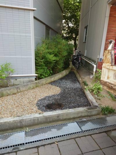 長野市 植え込みリフォーム